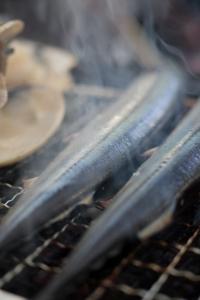 秋刀魚はインダスターに限る。という名台詞がありますが・・・